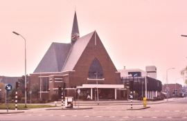 KA01-1984-04-22-Geref-Kerk-Marktplein-Hoofddorp