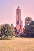 KA23-1984-09-02-Herv-Nieuwe-Kerk-Verlengde-Slotlaan-Zeist