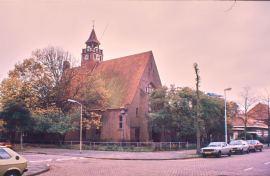 KA30-1984-11-04-Ned-Herv-Noorderkerk-Velperstraat-Haarlem